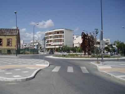 Alexandroupoli's junction